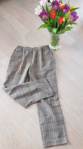 Baggy Pants sand brown-black mixture fibre