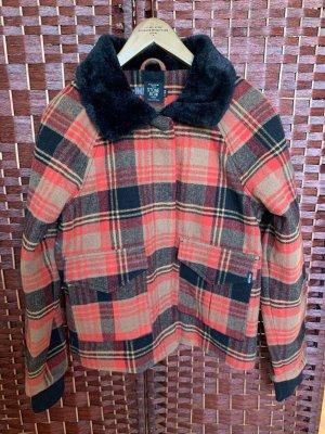 Volcom Veste en laine multicolore