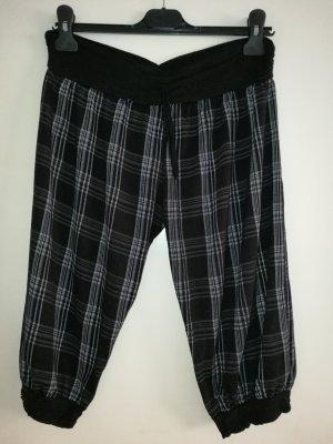Pantalon capri multicolore viscose