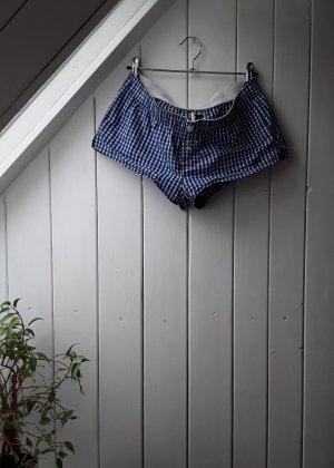Gilly Hicks Piżama biały-błękitny