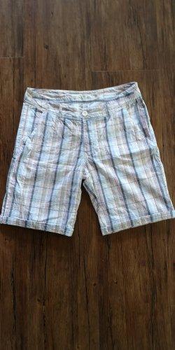 karierte Shorts von H&M Gr. 36