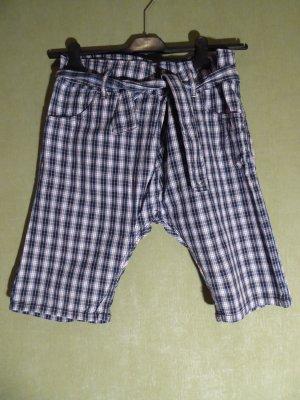 Sisley Pantalon 3/4 multicolore