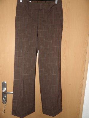Karierte Stoff Hose Anzug von H&M Gr. 36