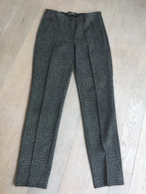 Cambio Pleated Trousers black-anthracite