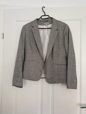 H&M Waistcoat light grey-primrose