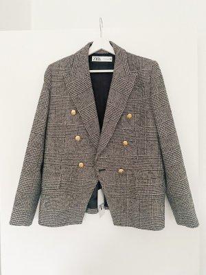 Zara Blazer Tweed multicolor