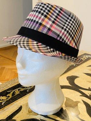 Chapeau feutre multicolore
