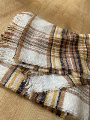 Karierter, kuscheliger Schal (neu)