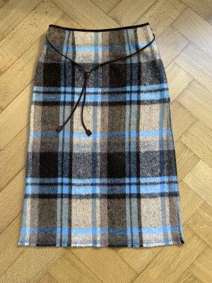 Stefanel Midi Skirt multicolored