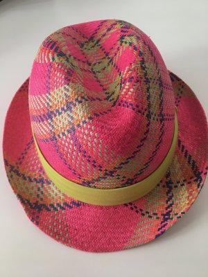 Sombrero de Panamá multicolor