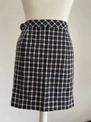 Zara Trafaluc Wraparound Skirt multicolored