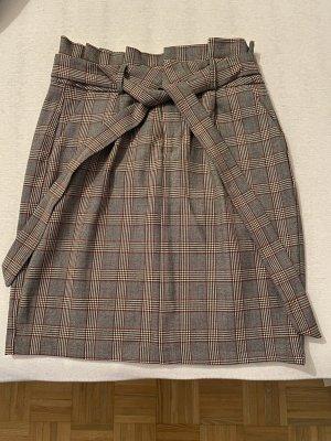 Vero Moda Spódnica z wysokim stanem Wielokolorowy