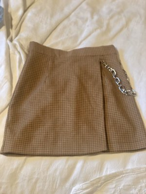 The Ragged Priest Plaid Skirt multicolored