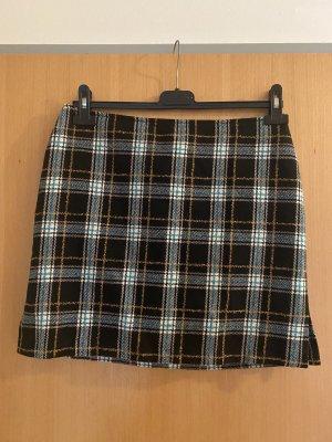 Sisley Wool Skirt multicolored wool