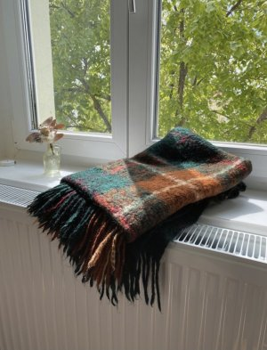Pick n weight Fringed Scarf multicolored