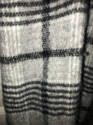 Primark Bufanda de lana gris-negro