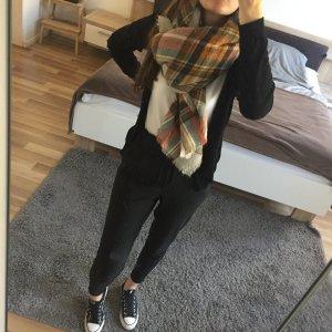Karierter Schal von Zara