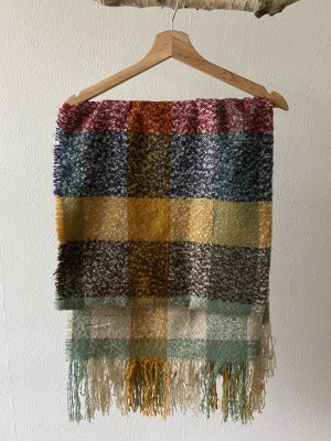 Asos Fringed Scarf multicolored