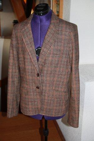 H&M L.O.G.G. Blazer en tweed multicolore