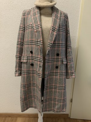 Zara Wool Coat multicolored