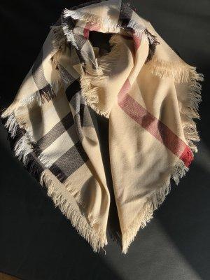 Shoulder Scarf multicolored synthetic fibre