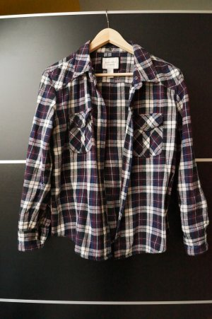 Forever 21 Flannel Shirt multicolored cotton