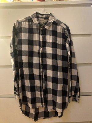Garcia Jeans Chemise en flanelle blanc-noir