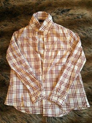 Mango Houthakkershemd veelkleurig