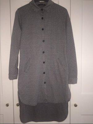 Shirtwaist dress grey