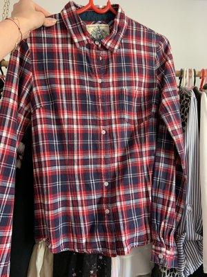 Lumberjack Shirt carmine