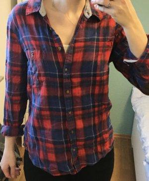 H&M L.O.G.G. Lumberjack Shirt multicolored cotton