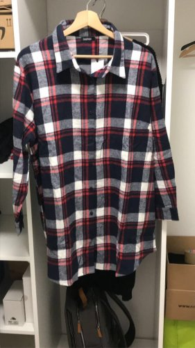 Boohoo Long Sleeve Shirt multicolored