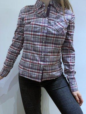 Kariertes Hemd|Bluse von Tom Tailor