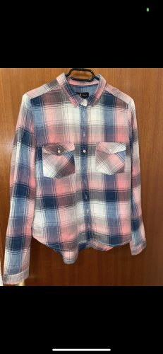 yfl RESERVED Flannel Shirt multicolored