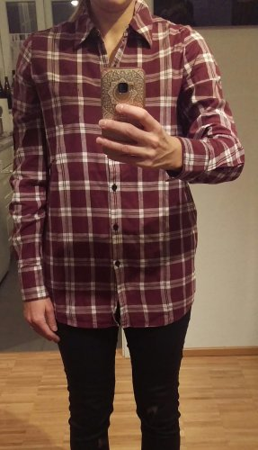 55 DSL Shirt Blouse bordeaux