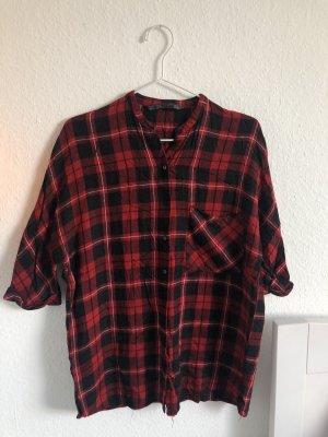 Kariertes Holzfällerhemd