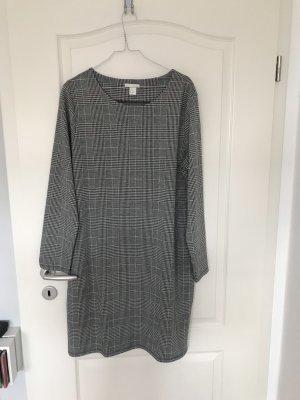 Kariertes Kleid H&M Größe xl
