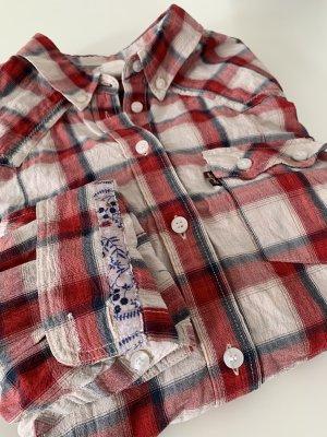 Kariertes Levi's Hemd