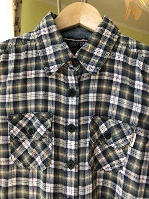 Tommy Hilfiger Denim Lumberjack Shirt multicolored cotton