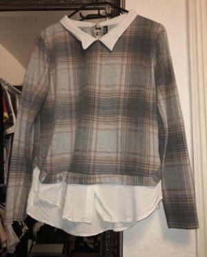 unknown Gehaakt shirt veelkleurig
