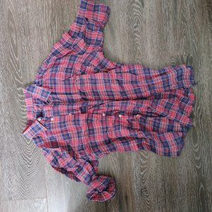 Vintage Lumberjack Shirt multicolored