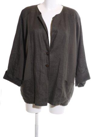 Karin Glasmacher Oversized Jacke braun Casual-Look