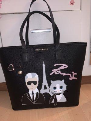 Karl in Paris shopper