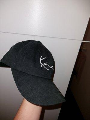 Karl Kani Baseball Cap white-black