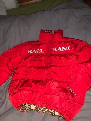 Karl Kani Giacca reversibile multicolore