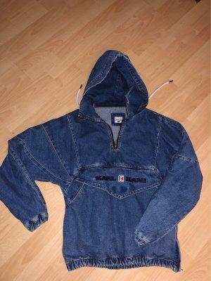 Karl Kani Sweat Jacket dark blue