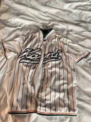 Karl Kani Sports Shirt white