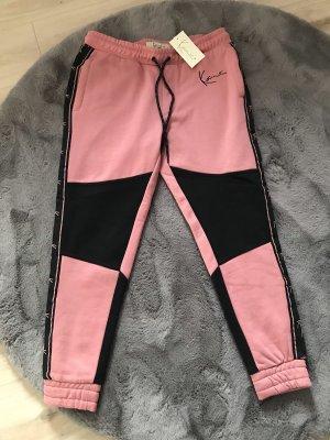 Karl Kani Baggy Pants rose-gold-coloured-black