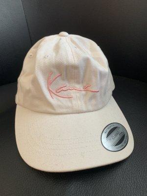 Karl Kani Baseballówka biały-różowy