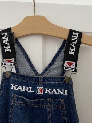Karl Kani Dungarees dark blue-blue